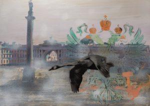 """St Petersburg"" GC 70 x 50 cm"